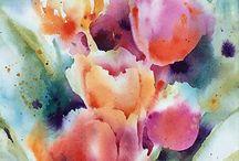 Tulip - tulipán