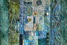 Textile Art / Textile artworks