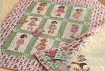 paper doll quilt