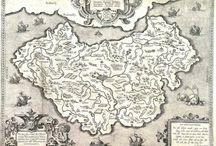 Cartografía y mapas / Mapas, recorridos, trayectos... toda las imágenes de cartografías de Altaïr Magazine
