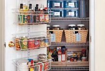 Pantry Organisation  / Inspiration to organise your pantry featuring Kmart Australia.
