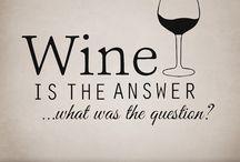 Wine and wine humour