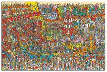 Where's Wally Posters / Can you find Wally?