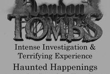Haunted Places / Here are some of the haunted places where our ghost hunts take place.