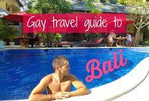 Gay travel / Gay travel destinations, Gay friendly hotels, gay bars
