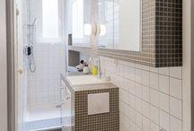 Salle de bain / gain de place