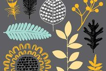 Autumn / Inspiration from a most beautiful season! Colours, shapes and textures. Autumn themed applique, quilting & project ideas.