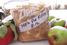 Freezing foods / by Cathy Smukala