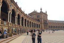 Seville photos / pix what I took in Seville