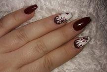 Nails model✔✔