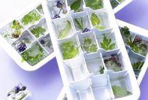 Herb garden/using