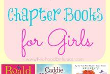 Chapter Books For Girls!