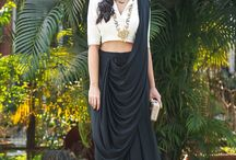 indowestern dress