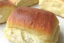 Breads, Biscuits, Rolls & Dough.... / . / by Iris Barker Cowl
