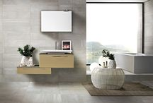 Gray Bathrooms / A sleek, glam and modern approach to the traditional bathroom