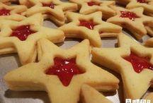 Cukroví, sušenky...