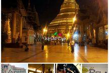Date ideas in Myanmar / Top romantic things to do in Myanmar