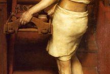 Alma Tadema / Schilderijen