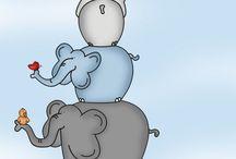 Смешной Слон