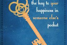 Sleutel tot geluk