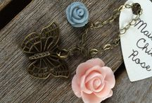 Bijoux & accessories Maison Chic Rose / Romantici bijoux ... Per commissioni info.chicrose@gmail.com