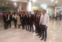 INLEADers @Ambience Mall, Gurgaon / INLEAD recently facilitated an Industry Visit for the International Business Management students of Jul'16 batch to Ambience Mall, NH8, Gurgaon, in order to provide them a greater understanding Organised Retail, Mall Management and Zoning of stores in a Mall. The visit made the students well versed with the detailing that goes in mall operations and store locations.