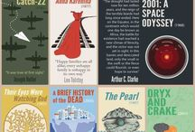 Books / Pins and Posts about Books and Literature