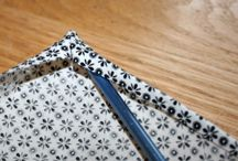 Sewing, material, designs and patterns