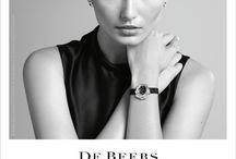 David Yurman Advertisement shoot