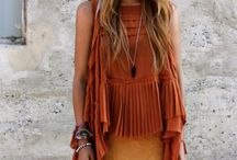 Smashin' Fashion / I love boho and i love imperfect hair!
