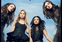 Pretty Little Liars / by Makensie Griffin