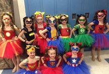 disfraz superheroina