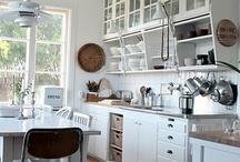 Keuken inspiratie | Kitchen inspiration / Fotoophout.nl heeft de leukste decoraties en DIY voor in de keuken voor u op een rijtje gezet!