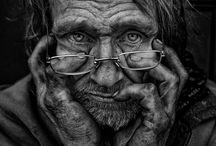 Lee Jeffries Portrait Photography