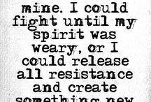 Release / by Kay Elliott