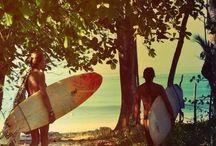 Summer, Surf, Chill