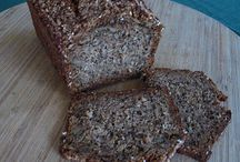 BREAD Home Baked & Healthy / Baking your own healthy breads