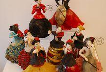 ceramic femmes / by Cecile Attia