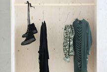 Interior / closets & organising