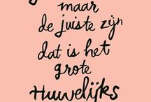 Trouwen quote