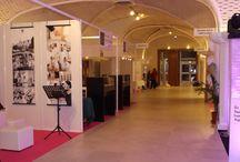 Salons - expositions / Salle de réception, pour vos accueils café, journées d'études, séminaires, réunions, dîners de gala, cocktails, inaugurations salons, et expositions
