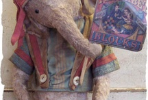 Vintage and craft animals / by Linsey Wig