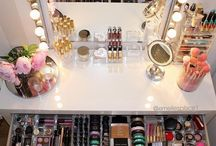makeup desk ideas