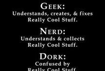Geeky stuff :)