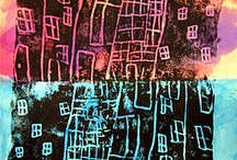 ARTed- Printmaking / by Janis Doukakis