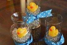 Baby Shower - Rubber Duckies