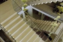 Stair Treads Parqcolor (Scale) / Parqcolor Stair treads made with Abet high pressure laminate