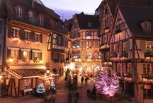 Europe's Christmas markets / Christmas is coming early to Europe's cool capitals and big cities, bringing with it a flurry of illuminations, stalls, parades and firework shows to startle, surprise and delight both young and old.