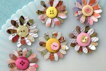 Paperflowers - inspiration