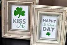 St. Patrick's Day Ideas / by Tricia Ellis